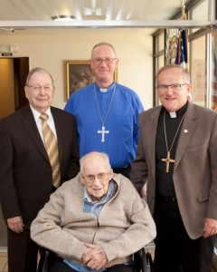 Pastor Ralph Backman's 60th Anniversary of Ordination